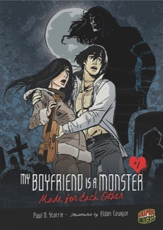 My Boyfriend Is a Monster: Made for Each Other