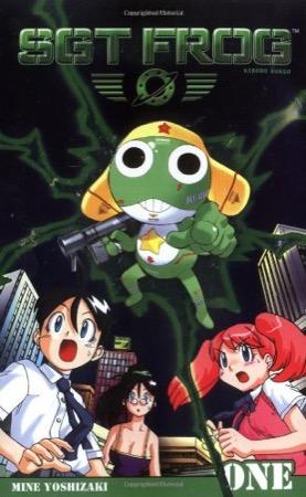 Sgt. Frog volume 1