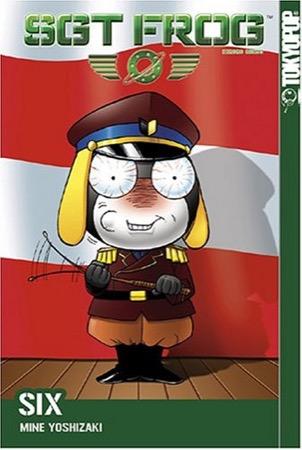 Sgt. Frog volume 6