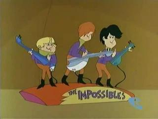 The Impossibles band