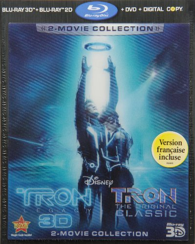 Tron: Legacy 5-disc Combo cover