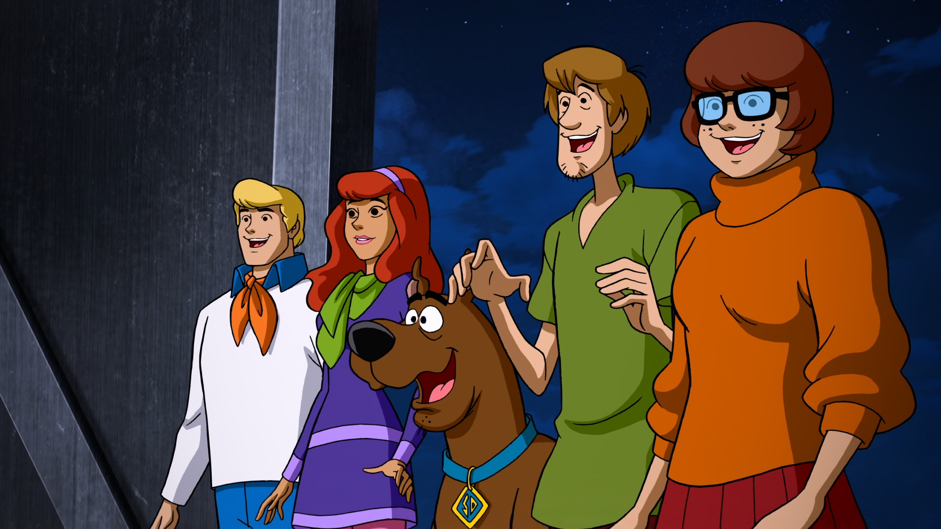 Scooby doo and wwe curse of the speed demon comics worth reading