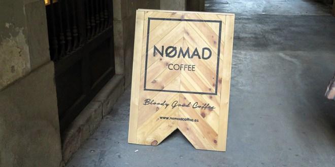 Nomad Coffe Lab