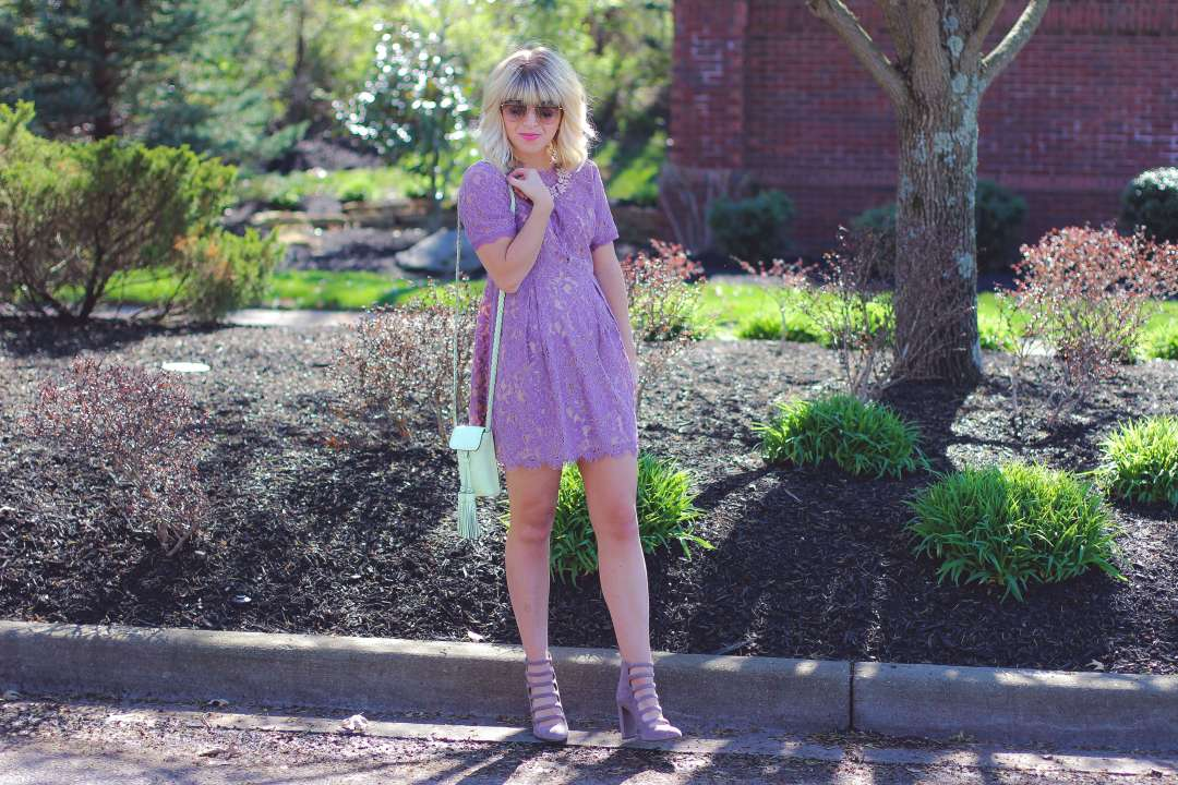 Lacey Lilac | An Easter With The Mint Julep Boutique