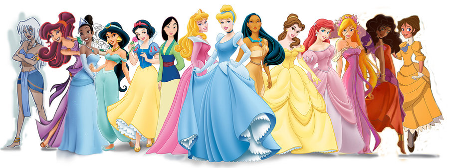 Portrayal Of Women In Disney Films Through The Years