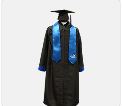 Cap and Gown - Commencement