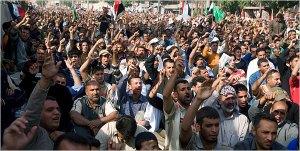 Baghdad-protest