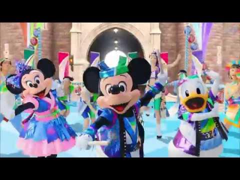 東京ディズニーランド の夏祭のCM