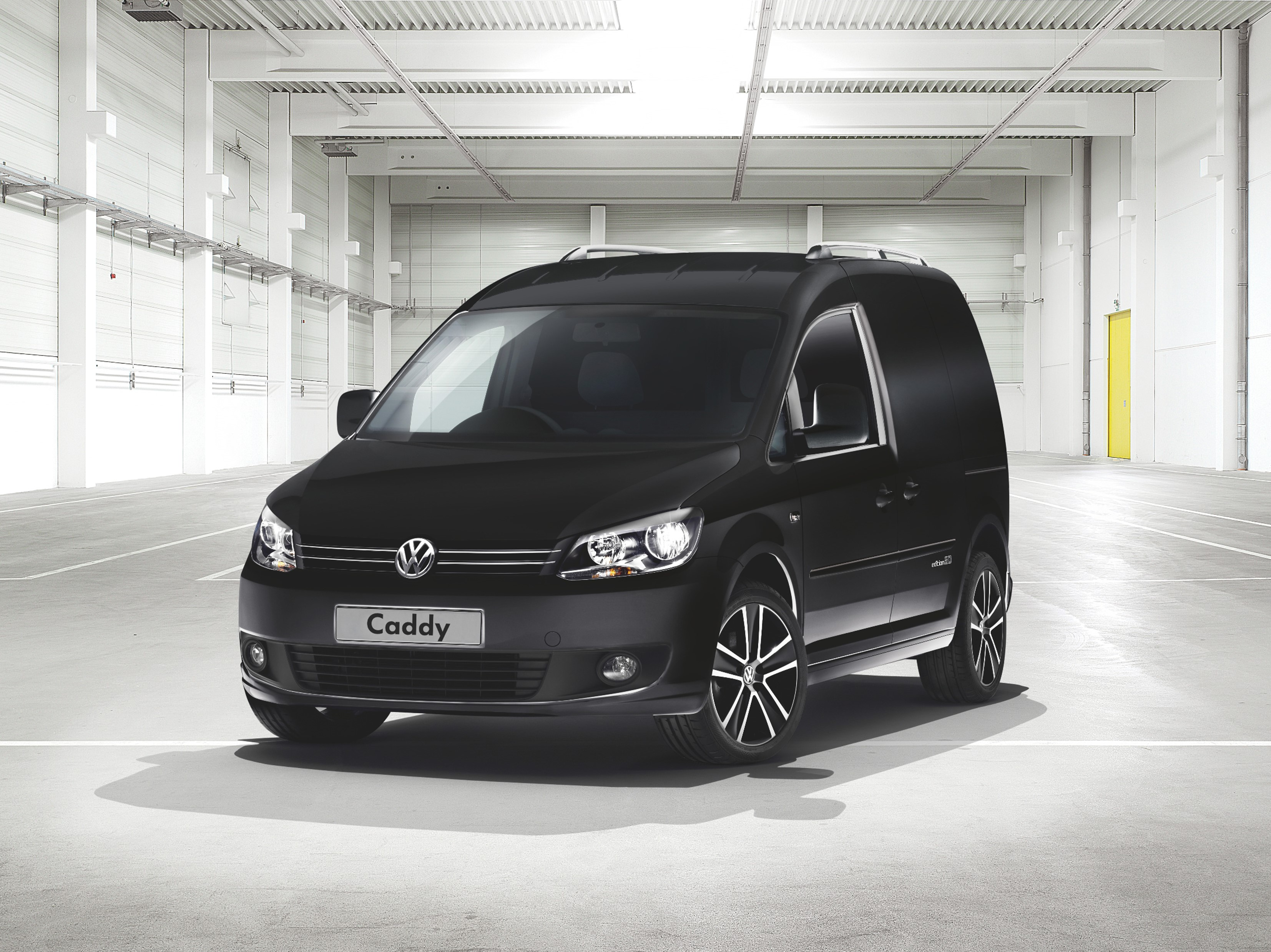 Commercial Vehicle Manufacturers Reviews New Limited Edition Of The Vw Caddy Unveiled
