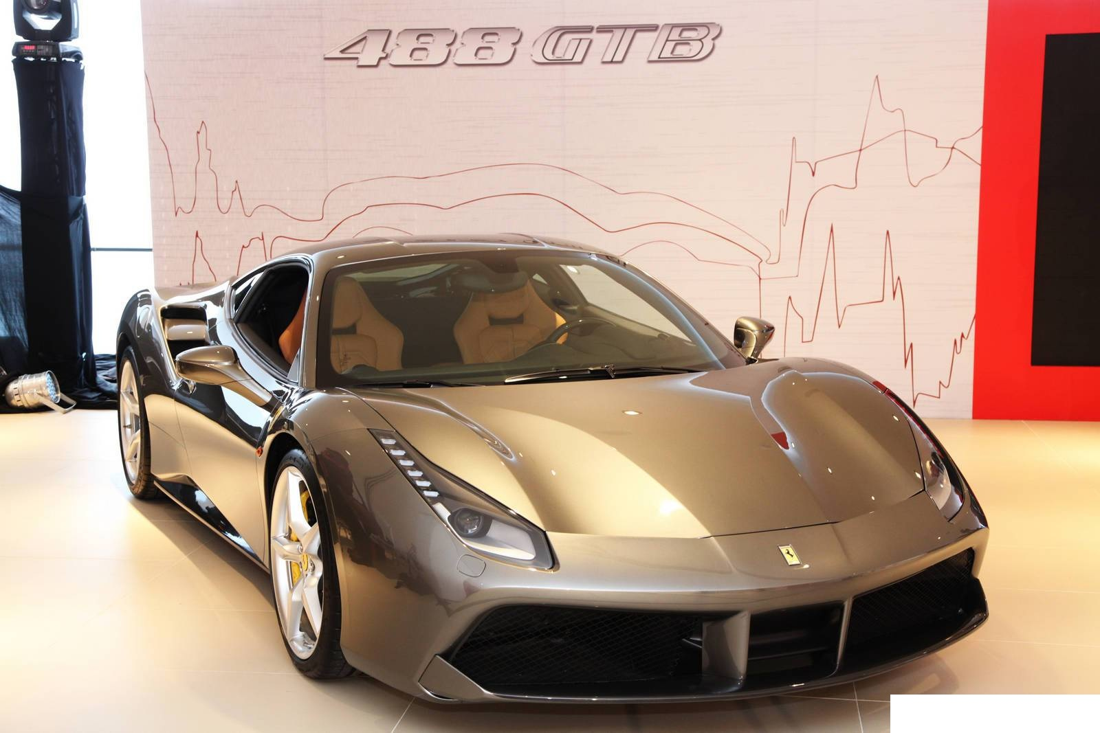 Cars Price Ferrari 488 Gtb Sports Cars Price Specification Features Video
