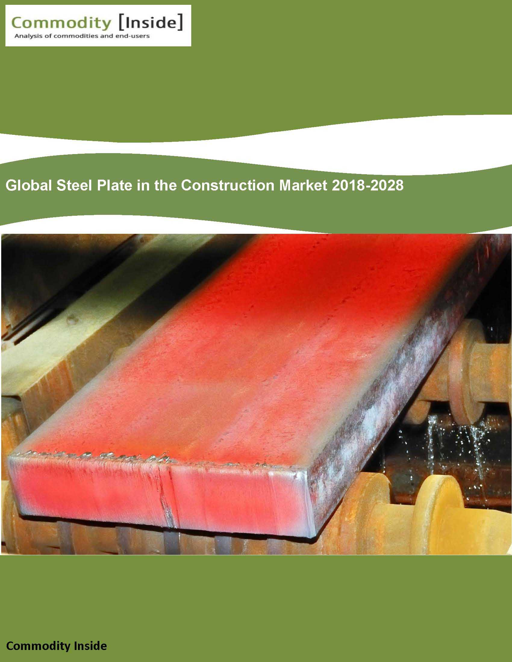 Construction Steel Market Global Steel Plate In The Construction Market Commodity