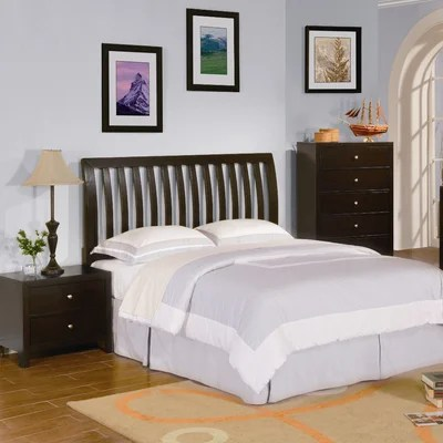 Buy Low Price Woodbridge Home Designs Caldwell Headboard Bedroom - woodbridge home designs