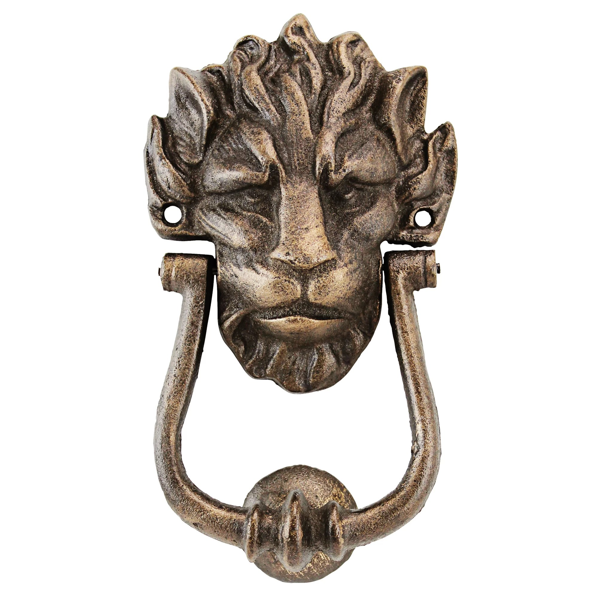 Where To Buy Door Knockers Design Toscano 10 Downing Street Lion Authentic Foundry