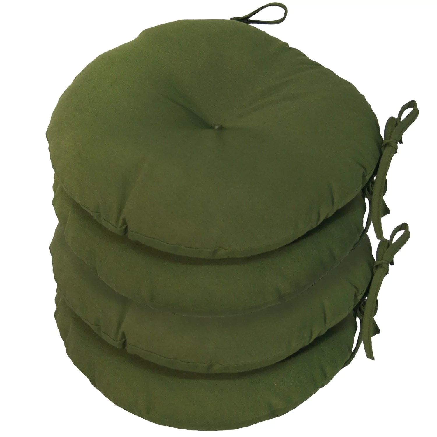 Round Outdoor Chair Greendale Home Fashions Outdoor Round Bistro Chair Cushion