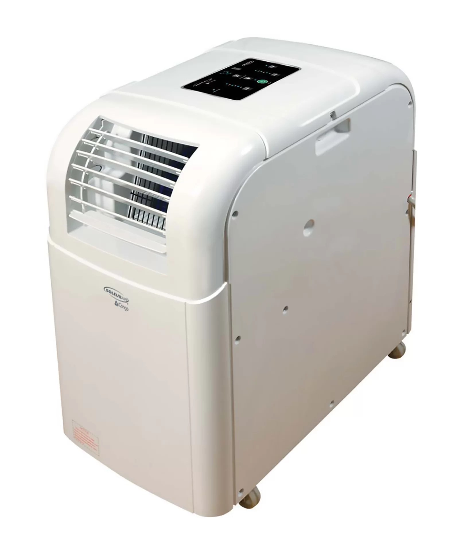 Portable Air Conditioner 12000 Btu Soleus Air 12 000 Btu Portable Air Conditioner With Remote