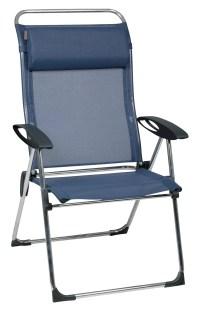 Lafuma Cham'elips XL Folding Chair Set of 2 | eBay