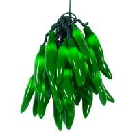 Wintergreen Lighting 35-Light Chili Pepper Cluster String ...