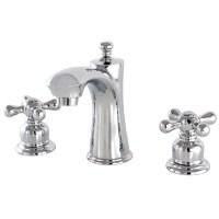 Kingston Brass Victorian Lavatory Faucet Double Handle | eBay