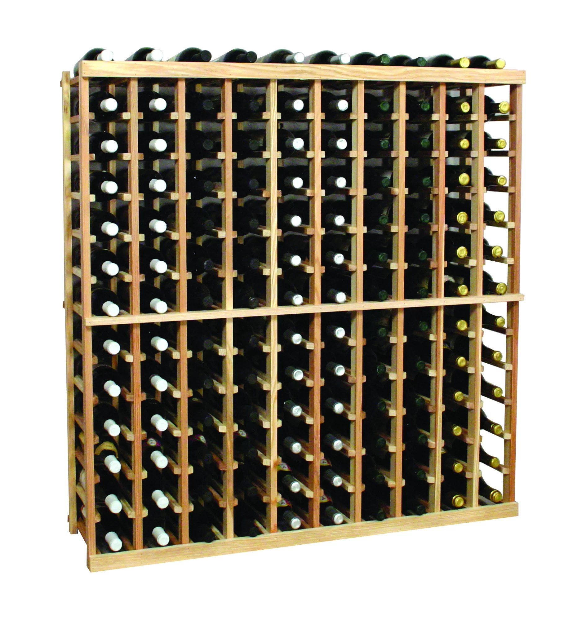 In Floor Wine Storage Wine Cellar Innovations Vintner Series 130 Bottle Floor