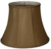 "Royal Designs Timeless 18"" Silk Bell Lamp Shade | eBay"