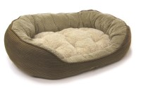 Precision Pet Products Pillow Soft Daydreamer Bolster Dog ...
