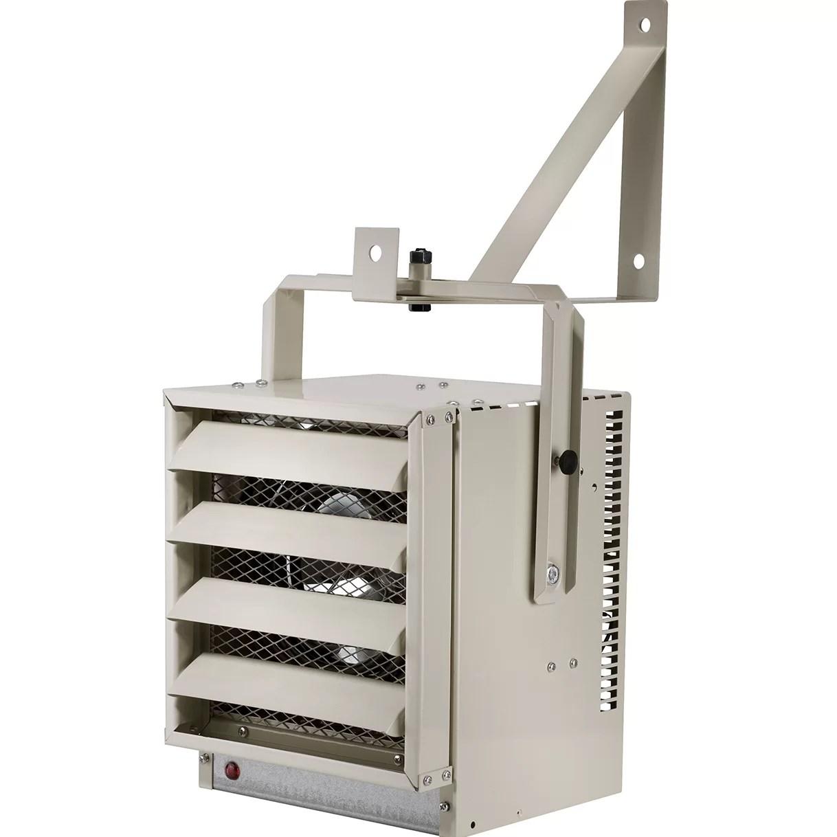Dimplex 17060 Btu Wall Mounted Electric Fan Utility Heater
