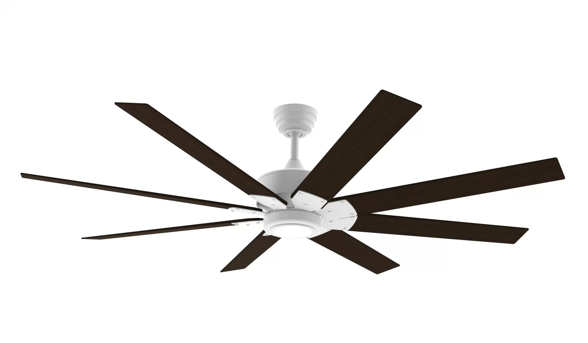 Custom Paddle Fans Fanimation 72 Quot Levon Custom Ceiling Fan With Remote