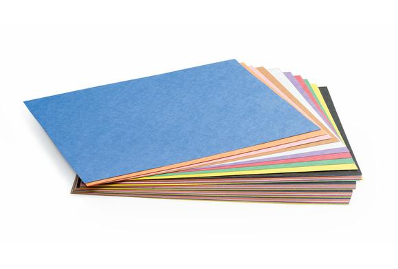 Assorted Colors Construction Paper - Discount School Supply