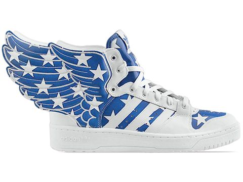 Adidas Red White And Blue Shoes With Wings Mandala2012couk