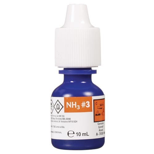 NutraFin Reagent Refill for Ammonia Test Kit   #3