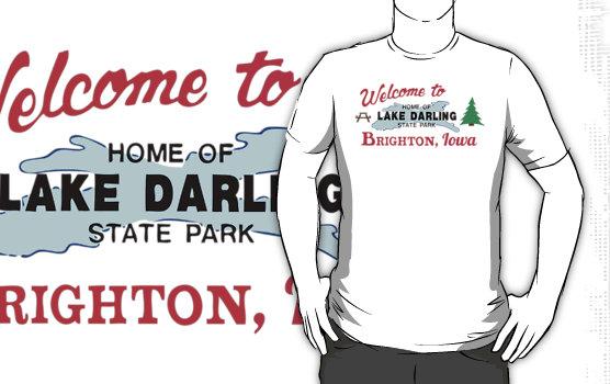Welcome to Brighton, Iowa