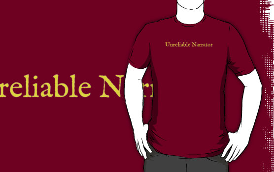 Unreliable Narrator Shirt
