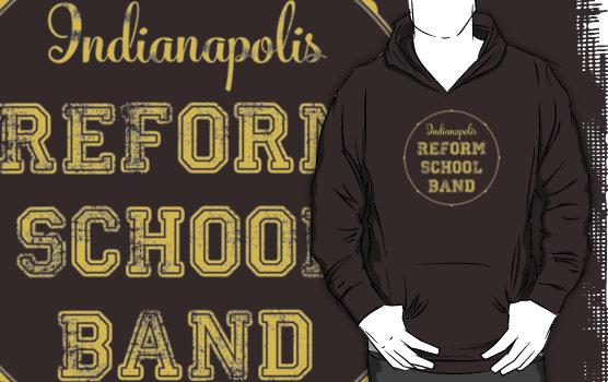 Reform School Band Design