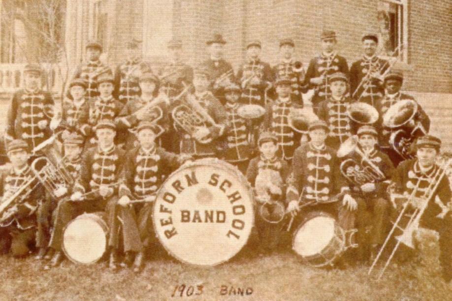 Reform School Band Photo