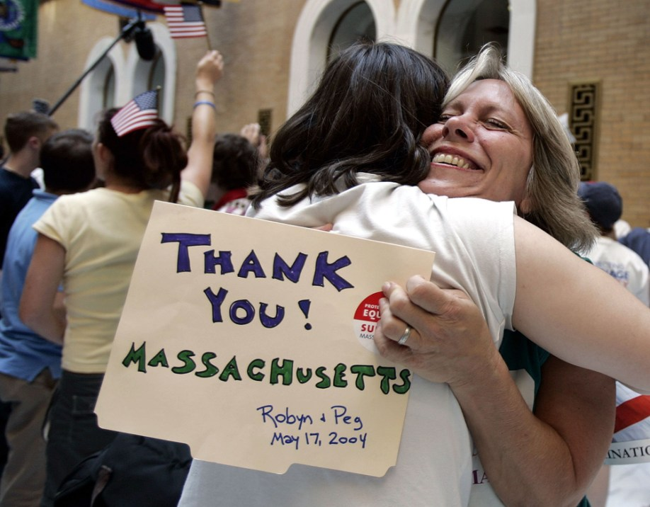 Massachusetts Same-Sex Marriage