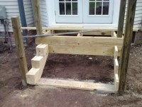 Patio and a Landing with Steps - Commonwealth Quality ...