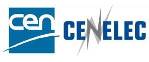 Cen Cenelec logo