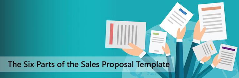 The Six Parts of the Sales Proposal Template Communispond - product sales proposal template