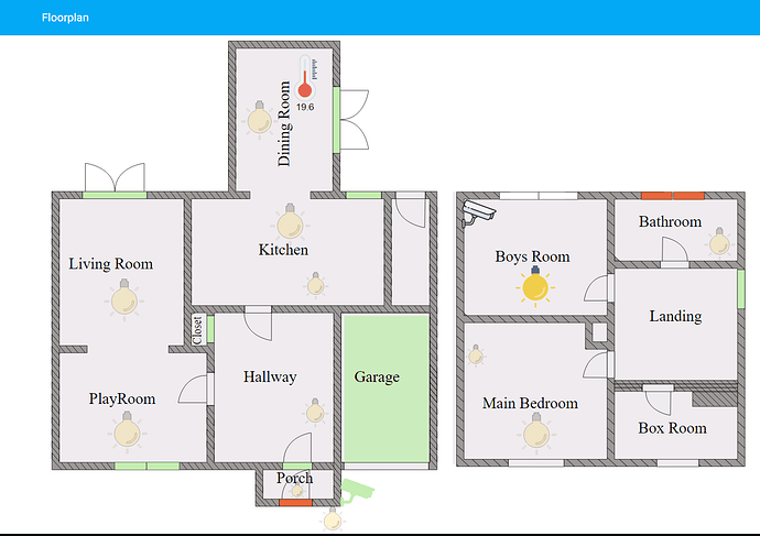 Floorplan For Home Assistant Floorplan Home Assistant