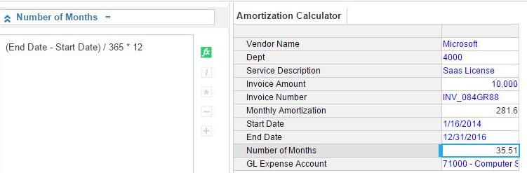 Solved How to Calculate Months Difference between Two Dat
