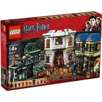 Investment Analysis of LEGO Harry Potter 10217 Diagon ...