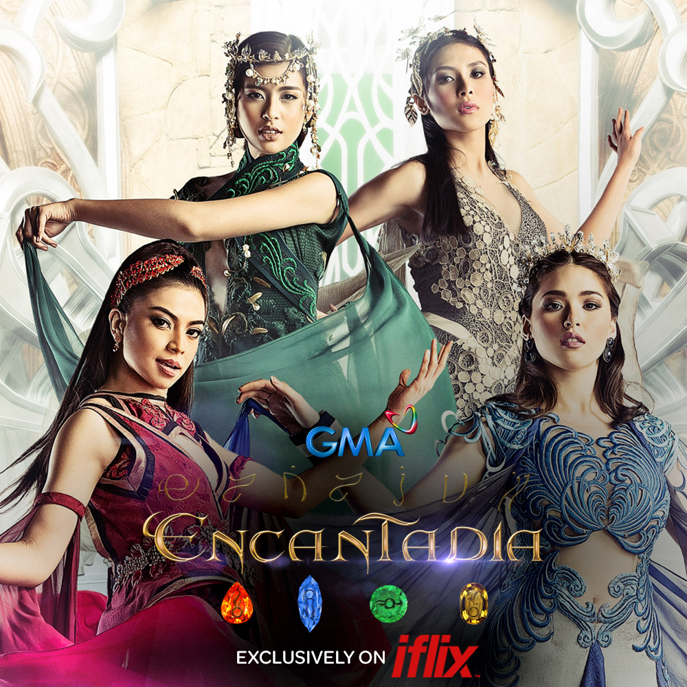 How to watch GMA's 'Encantadia' online - for free!