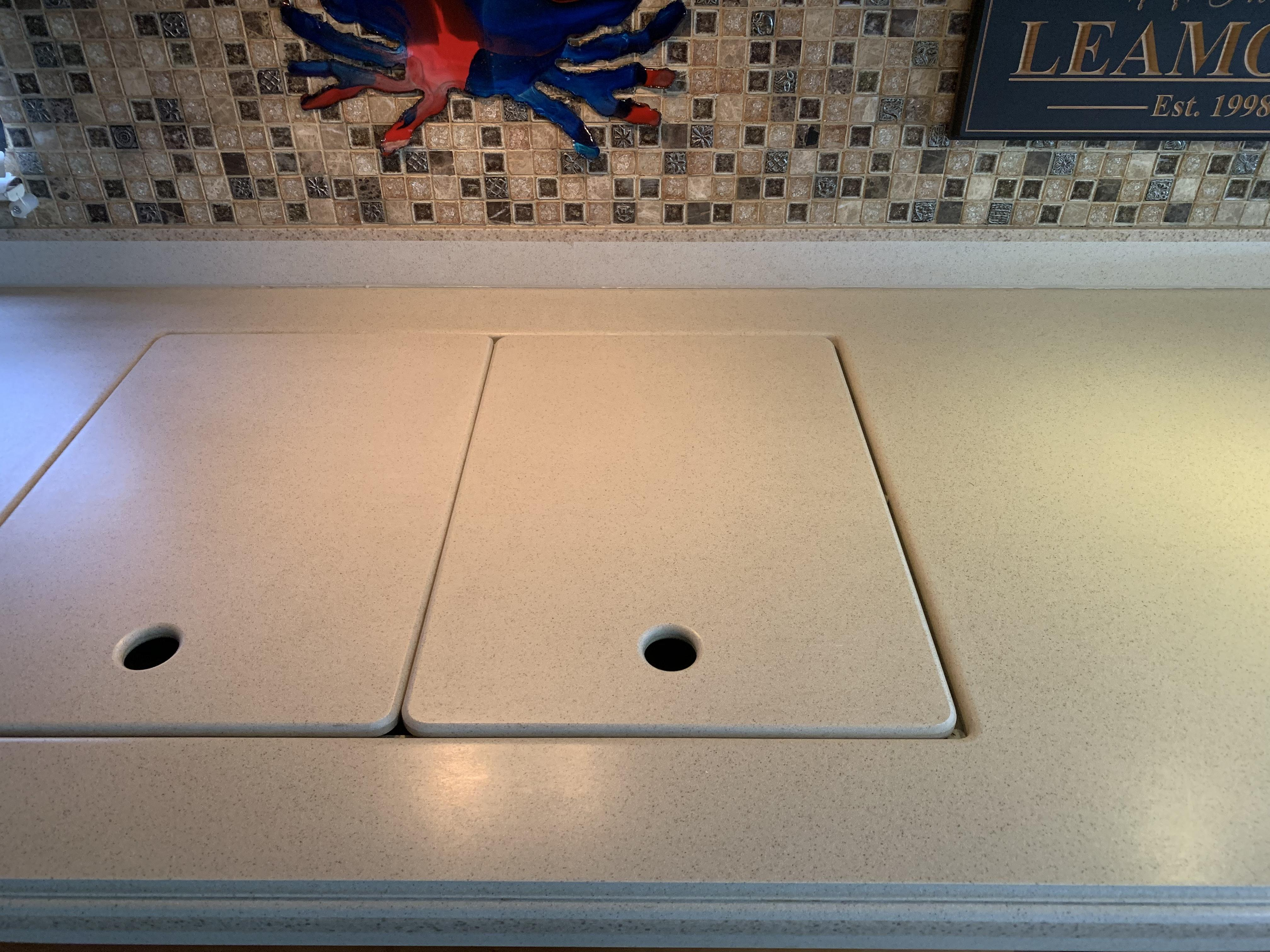 Polishing Corian Countertops Corian Countertop Polish General Discussion Fmca Rv Forums A