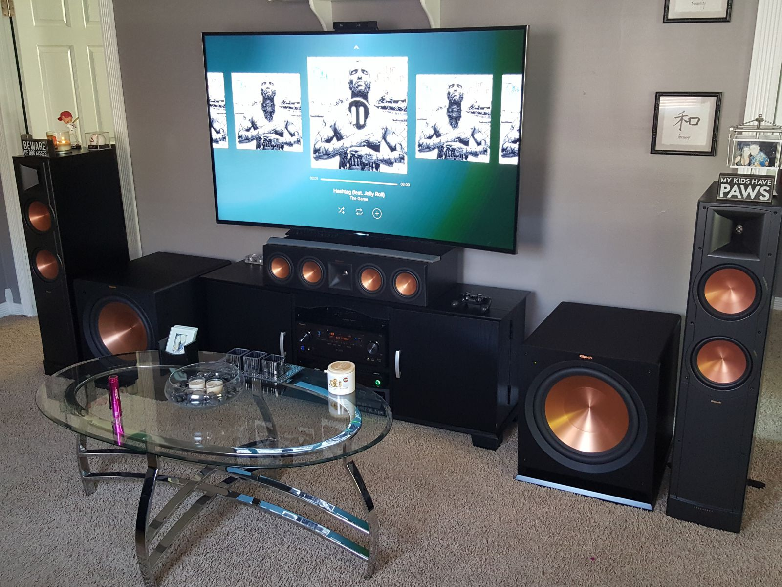 Home Entertainment Setup Klipsch Home Theater Setup Car Interior Design