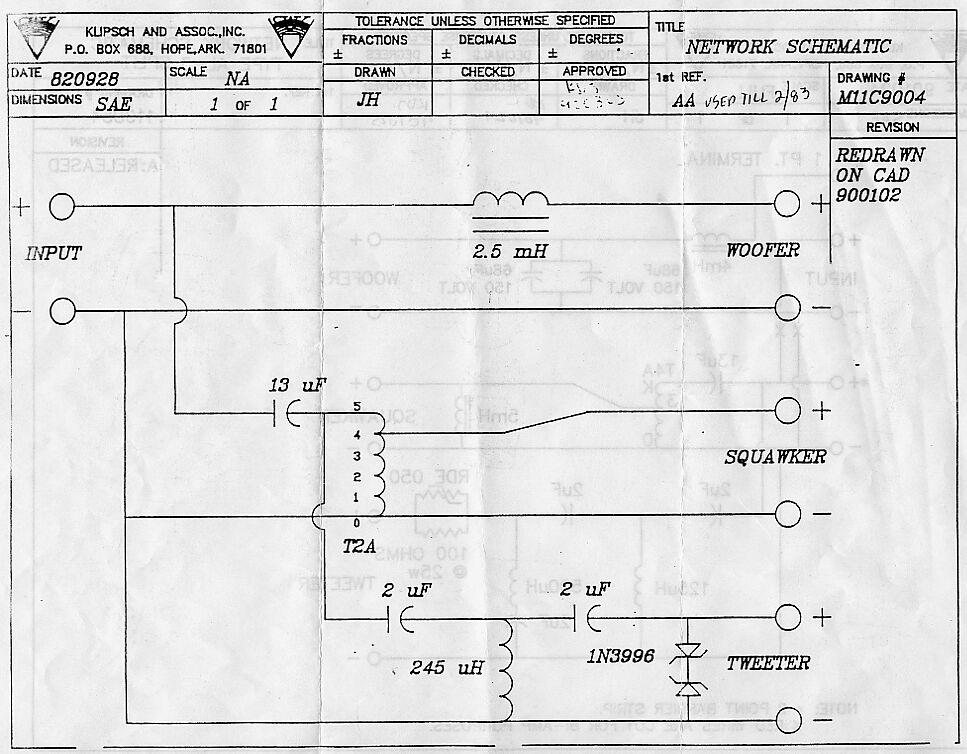 3 wire horn schematic