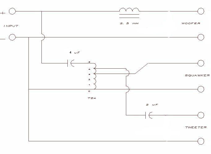 Ads C2000 Crossover Wiring Diagram Wiring Schematic Diagram