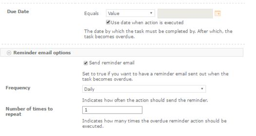 Solved O365 Task notifications and overdue task reminders