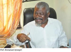 Research Should Be Problem-focused, Says Professor Ajisegiri