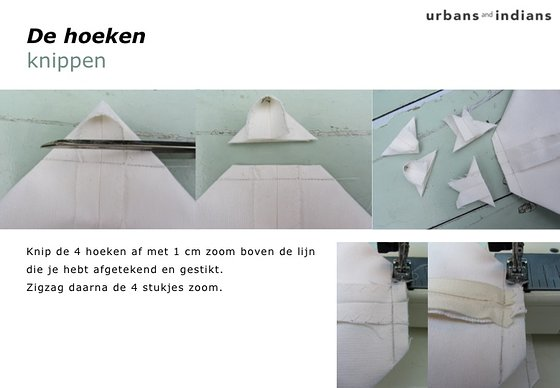 Urbans And Indians Kussens Stofferen Voor Caravan, Boot Of Camper | Urbans