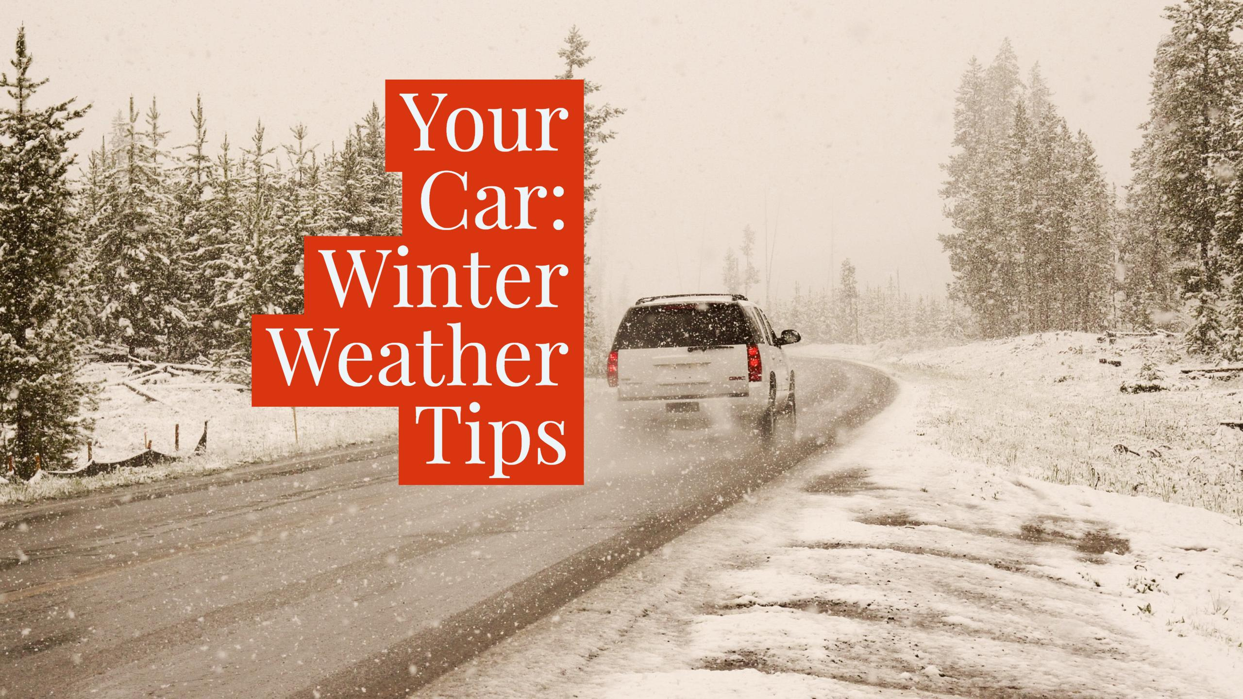 Ruitensproeier Antivries Action Cold Weather Checklist For Your Car Missouri Community